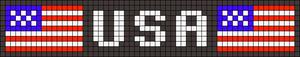 Alpha pattern #42799