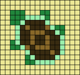 Alpha pattern #42812