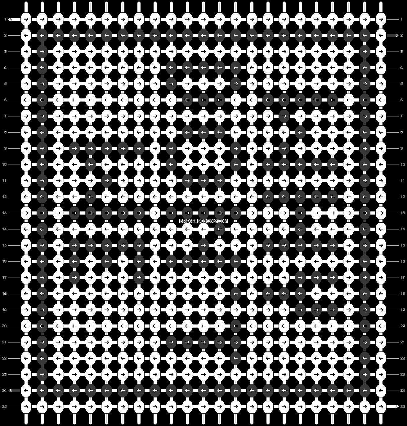 Alpha pattern #42813 pattern