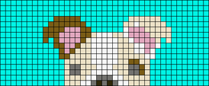 Alpha pattern #42823