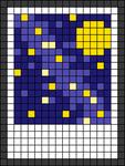Alpha pattern #42831