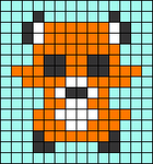 Alpha pattern #42833
