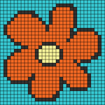Alpha pattern #42834