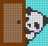 Alpha pattern #42836