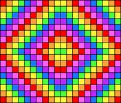 Alpha pattern #42843