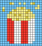 Alpha pattern #42844