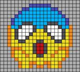 Alpha pattern #42854