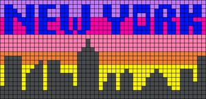 Alpha pattern #42857