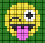 Alpha pattern #42858