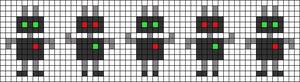 Alpha pattern #42863