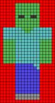 Alpha pattern #42864