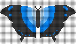 Alpha pattern #42887