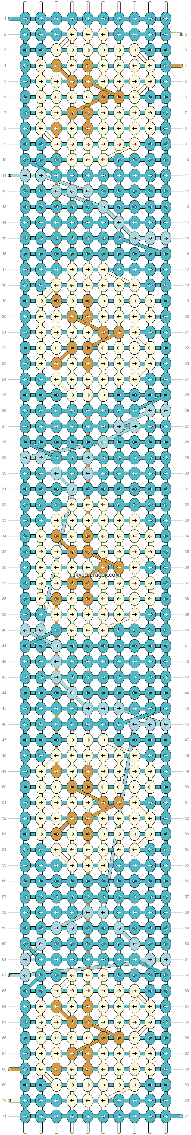 Alpha pattern #42893 pattern