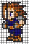 Alpha pattern #42896