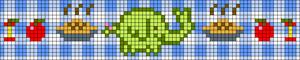 Alpha pattern #42902