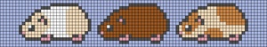 Alpha pattern #42913