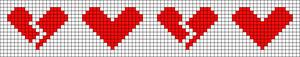 Alpha pattern #42915