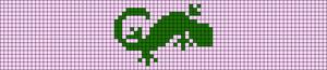 Alpha pattern #42918