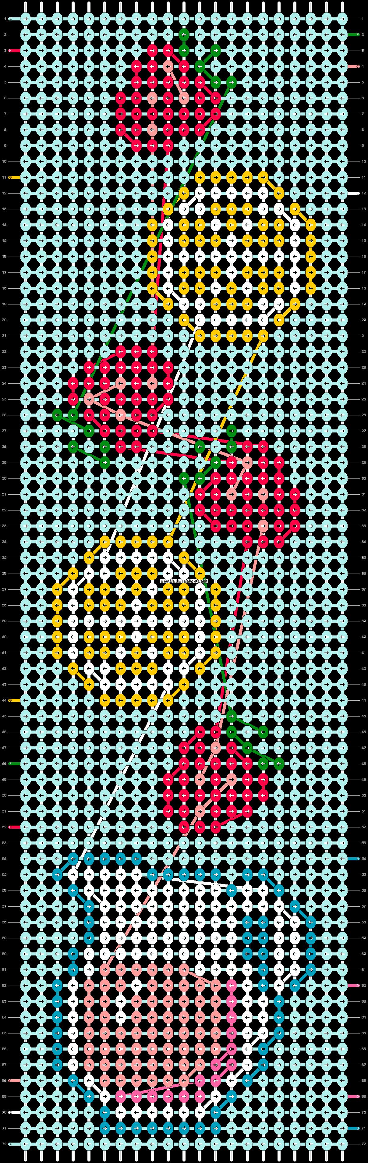 Alpha pattern #42929 pattern