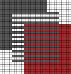 Alpha pattern #42960