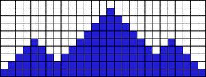 Alpha pattern #42962