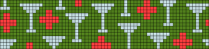 Alpha pattern #42972