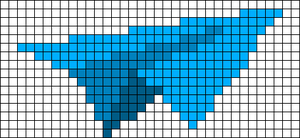 Alpha pattern #42974
