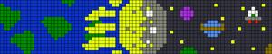 Alpha pattern #42976