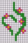 Alpha pattern #42982