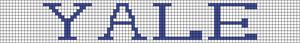 Alpha pattern #42984