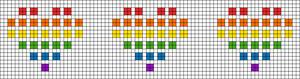 Alpha pattern #42992