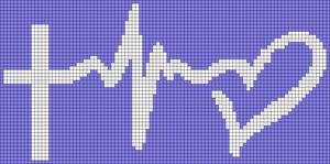 Alpha pattern #42997