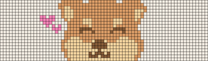 Alpha pattern #42998