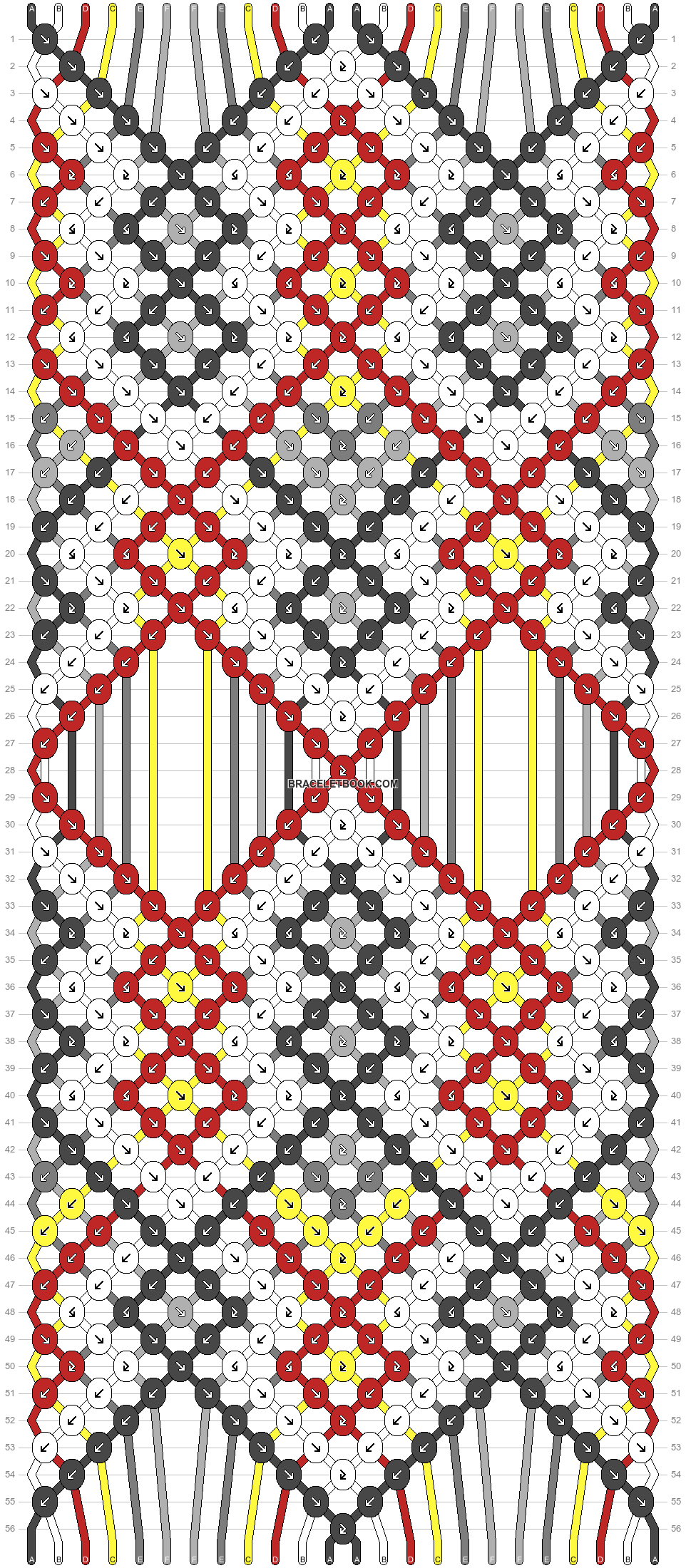 Normal pattern #43003 pattern