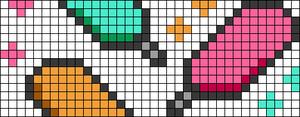 Alpha pattern #43022