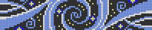 Alpha pattern #43024