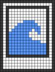 Alpha pattern #43031