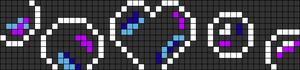 Alpha pattern #43048