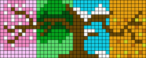 Alpha pattern #43049