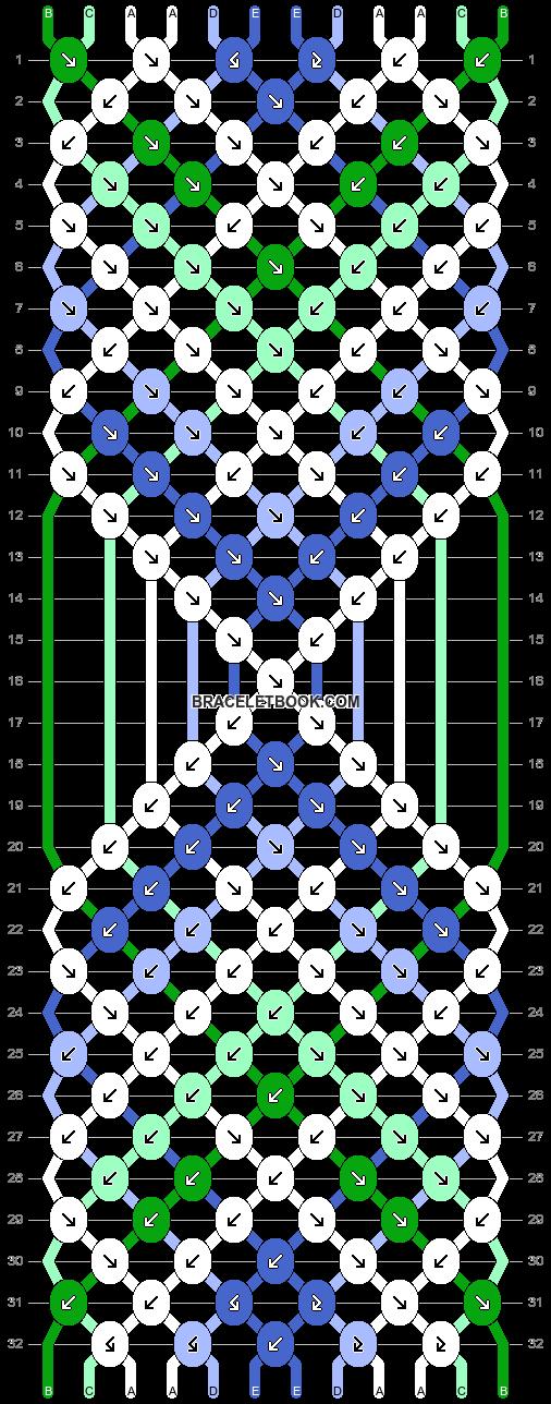Normal pattern #43070 pattern