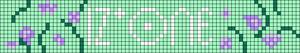 Alpha pattern #43077