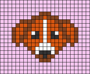 Alpha pattern #43093