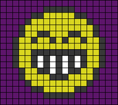 Alpha pattern #43106