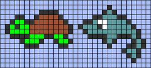 Alpha pattern #43108