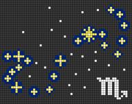 Alpha pattern #43114