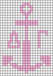 Alpha pattern #43115