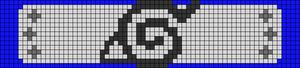 Alpha pattern #43118