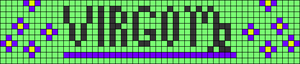 Alpha pattern #43121