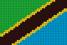 Alpha pattern #43134