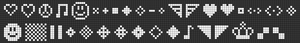 Alpha pattern #43136